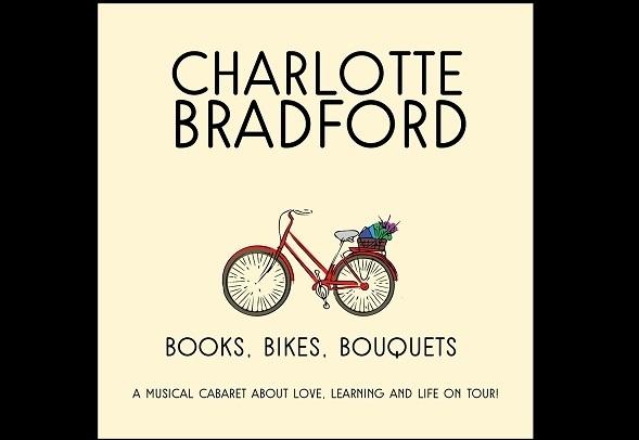 Charlotte Bradford 'Books, Bikes, Bouquets'