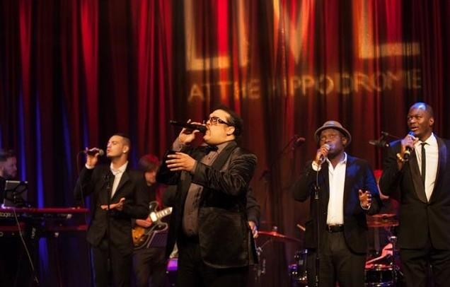 Motown Live Revue: