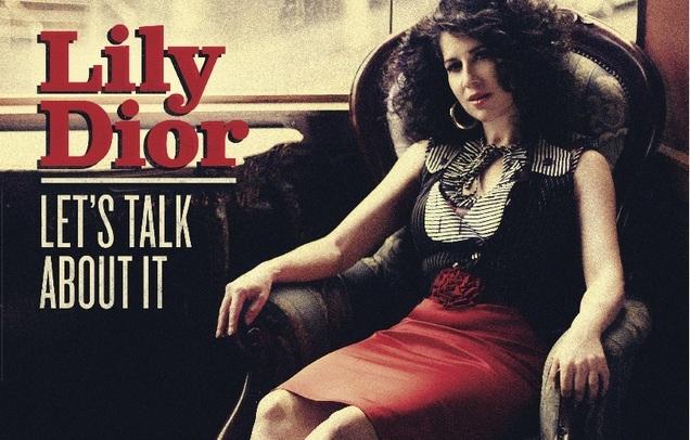 Lily Dior Album Launch