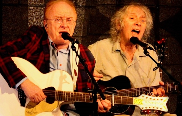 Peter Asher & Albert Lee