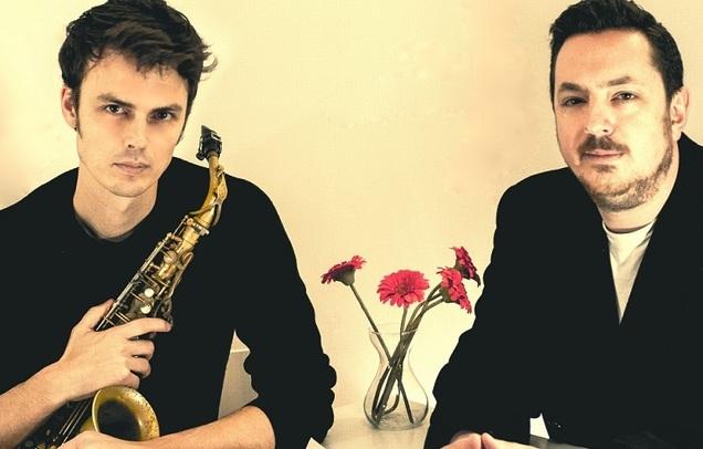 Paul Towndrow & Steve Hamilton Duo // Paul Towndrow