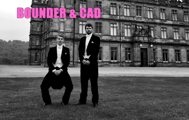 Bounder & Cad 'Warning: Implicit Content'