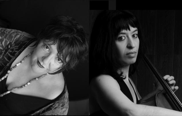 Estelle Kokot & Kate Shortt + Joseph Paice