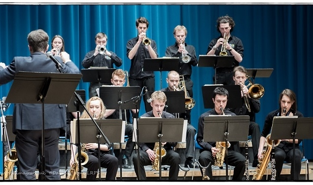 The Cambridge University Jazz Orchestra