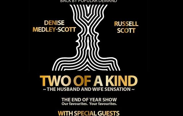 Russell Scott & Denise Medley-Scott