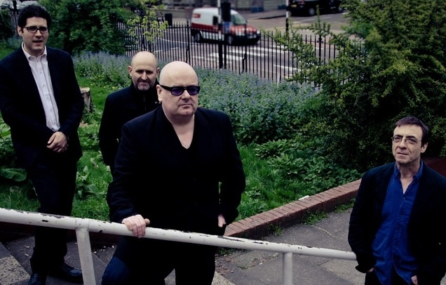 Ian Shaw and his Trio