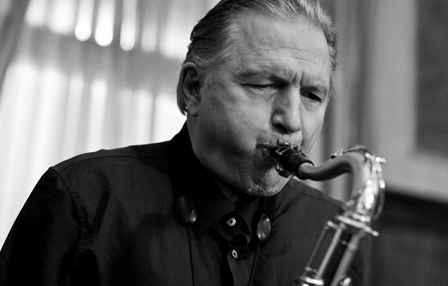 Jerry Bergonzi with The Bruce Barth Trio