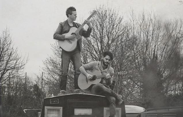 Daryl Kellie and Jon Hart