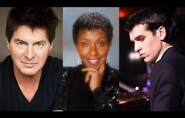 An Evening with Elaine Delmar, Robert Meadmore and Jamie Safir
