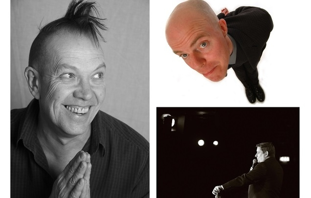 Windsor (MC) with Roger Monkhouse and John Moloney