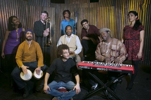 CubAfrobeat featuring Dele Sosimi