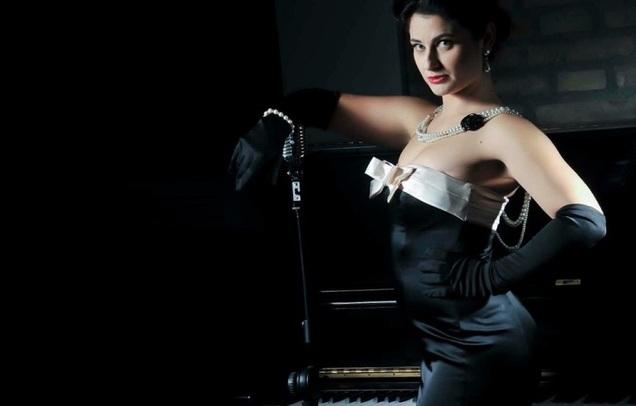 Viviana Zarbo sings Marilyn