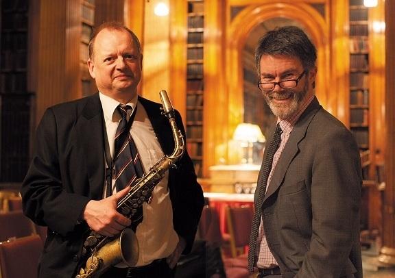 Alan Barnes and David Newton