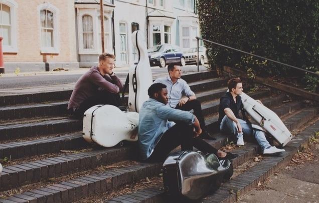 London Cello Quartet + Miss Baby Sol + Karl Rasheed Abel