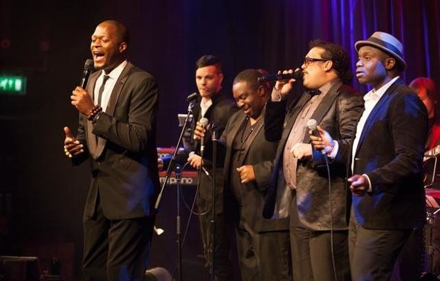 Motown Live Revue NYE Party
