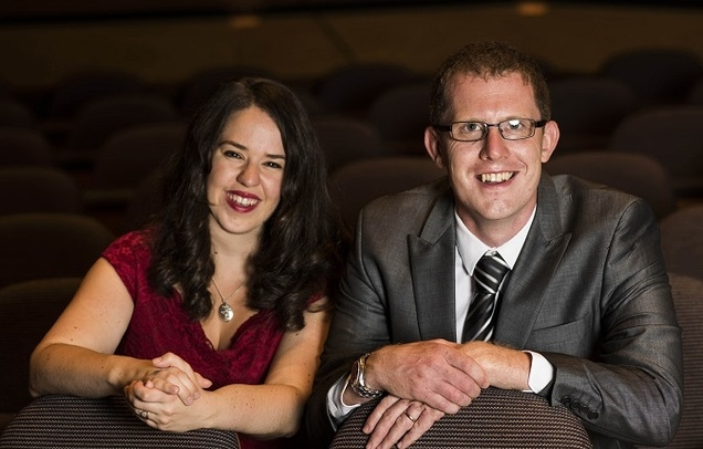 The Music Of Daniel And Laura Curtis