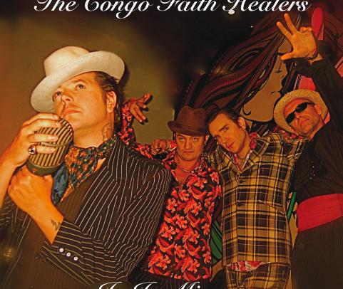 The Congo Faith Healers