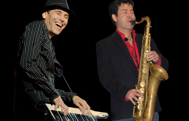 Gregg Karukas & Jeff Kashiwa