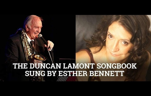 The Duncan Lamont Songbook