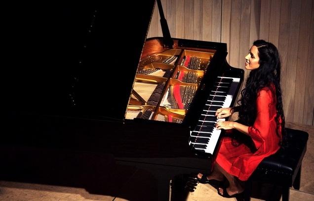 Zoe Rahman Trio