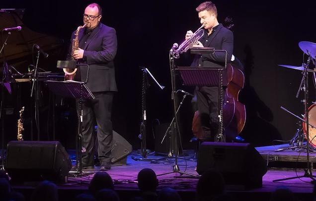 Dan Forshaw Quintet