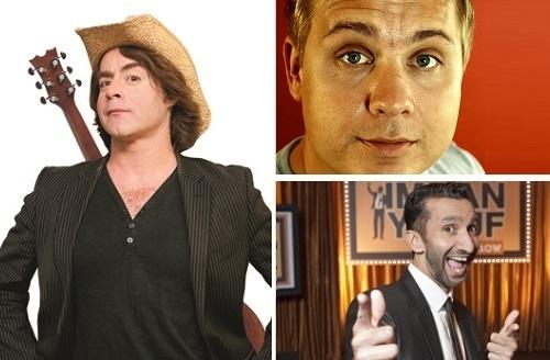 Christian Reilly, Barry Castagnola & Imran Yusuf (MC)