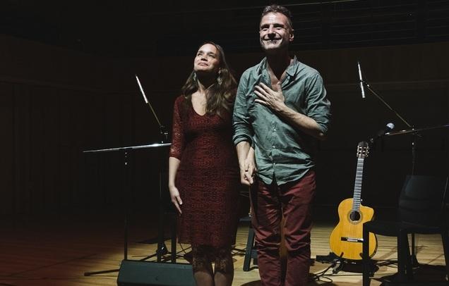 Mishka Adams & Beto Caletti