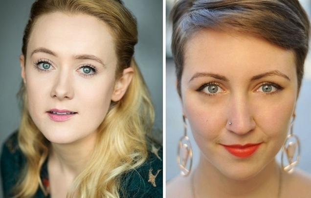 Charlotte Vaughan & Anna Pool