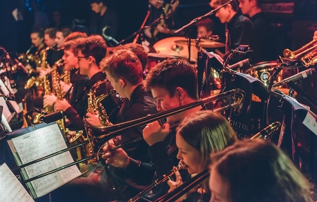 Brighton College Swing Band