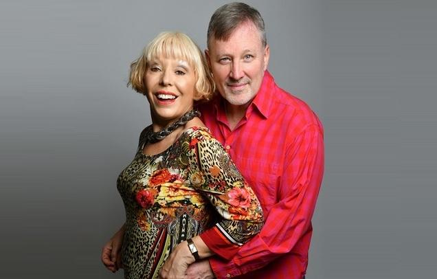 Barb Jungr and John McDaniel