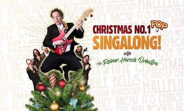 Rainer Hersch  Christmas No.1 Singalong