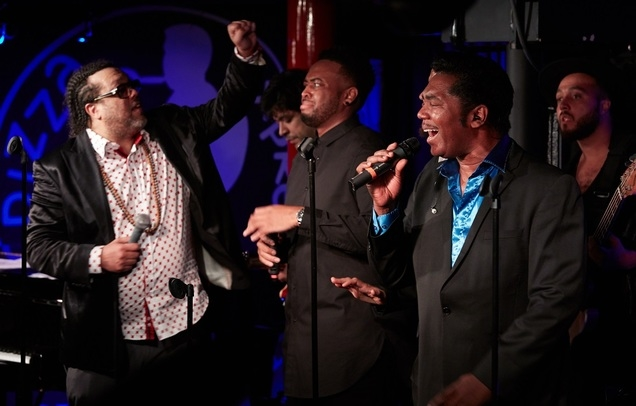 Motown Live Revue presents