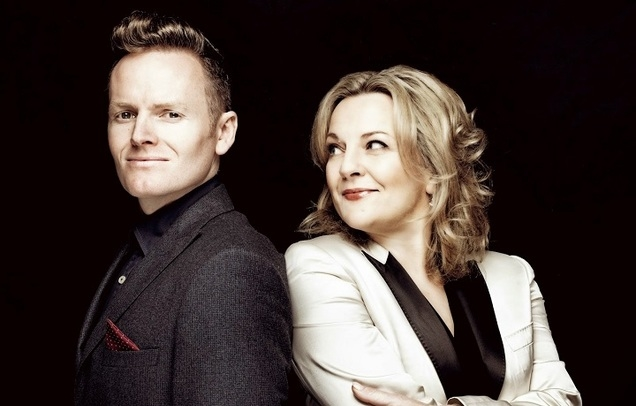 Joe Stilgoe & Claire Martin