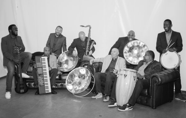 A night with Steel Pan Fusion
