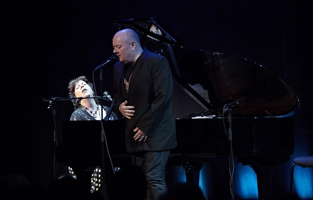 Liane Carroll with special guest Ian Shaw