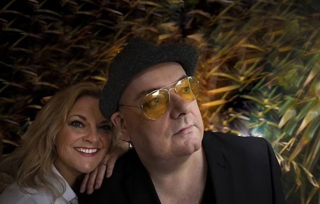 Ian Shaw and Claire Martin