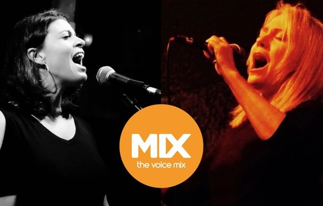Emily Saunders with Jen Kearney: The Voice Mix