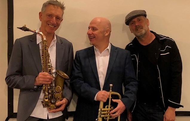The Snake Davis Trio