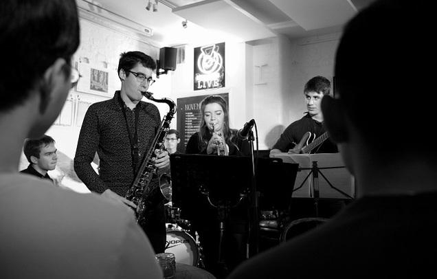Barford Stoneman Quintet