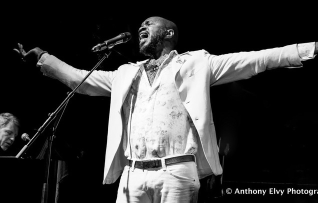 David McAlmont presents Billie Holiday at Carnegie Hall