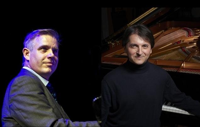 James Pearson & Tamir Hendelman