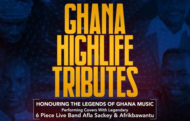 Ghana Highlife Tributes