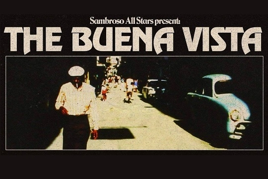Sambroso All Stars present the Buena Vista