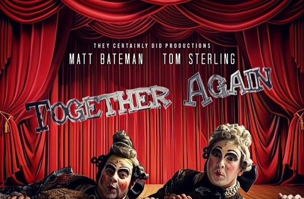 Together Again: Matt Bateman & Tom Sterling