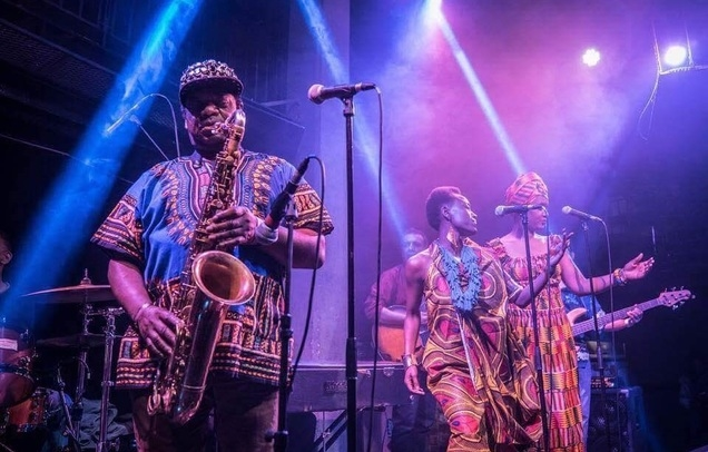 A Celebration of Fela Kuti's Music