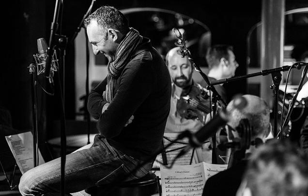 Matt Ford sings with The Tippett Quartet & Matt Skelton Quintet
