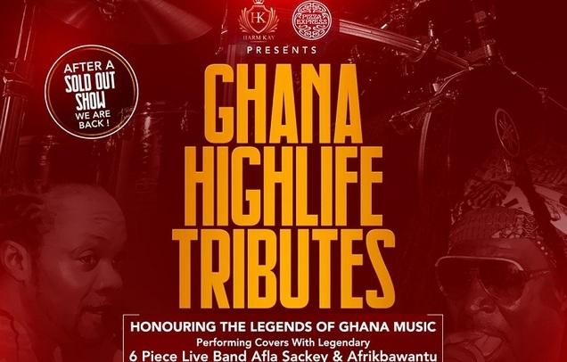 Ghana Highlife Tributes Part 2