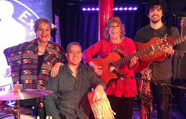 Altamar Latin Quartet