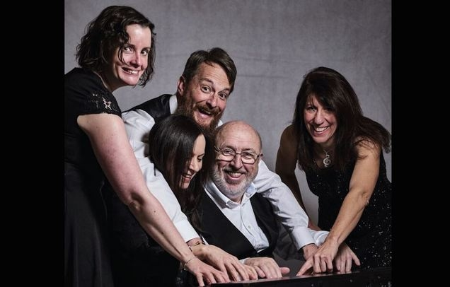 The Polly Morris Band