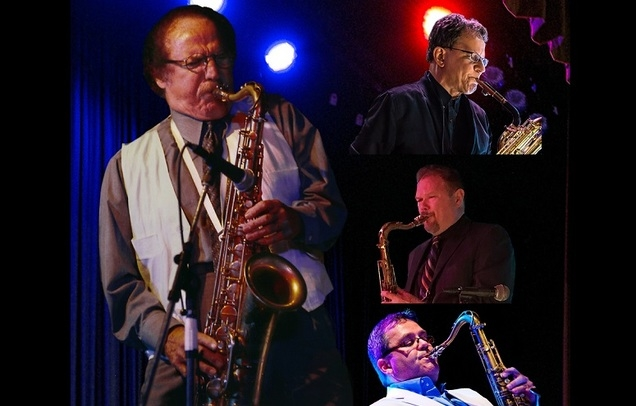 Woody Herman's Four Brothers Reunion